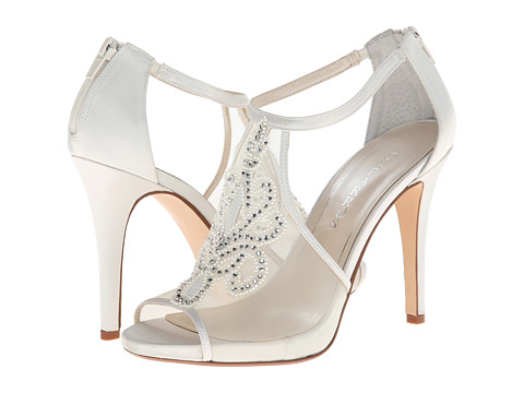 Caparros - Magical (Ivory Mesh) High Heels