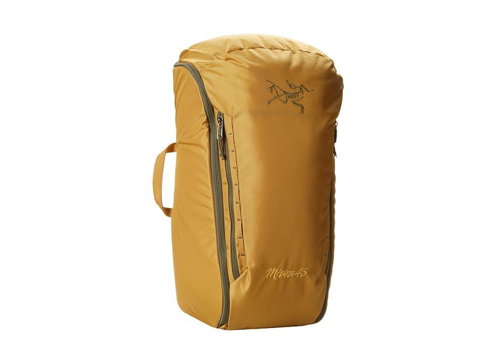 Arc'teryx - Miura 45 Backpack (Harvest) Backpack Bags