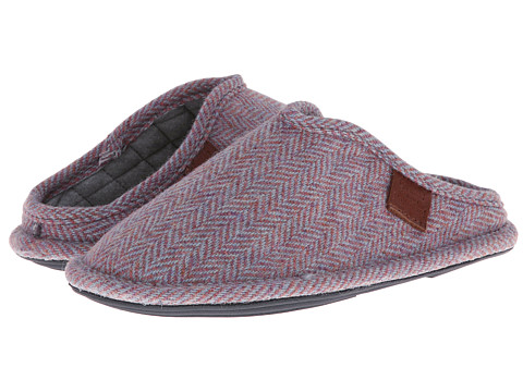 Bedroom Athletics - Elizabeth (Pink Grey Herringbone) Women's Slippers