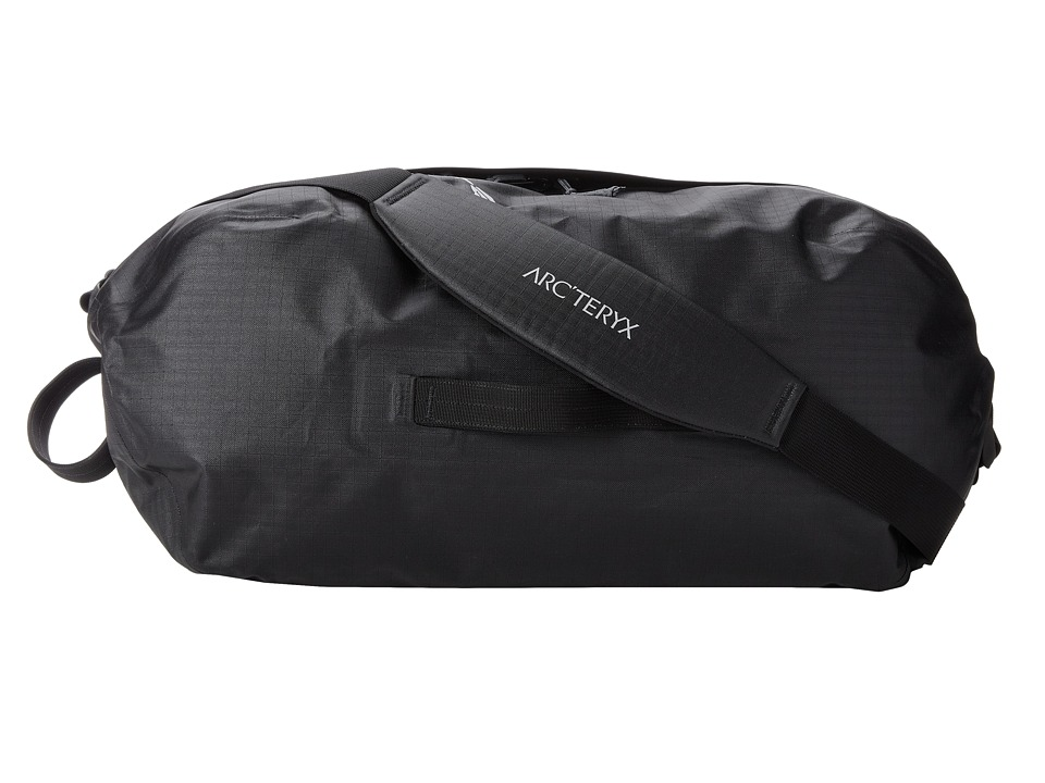 Arc'teryx - Carrier Duffel 35 (Black) Duffel Bags