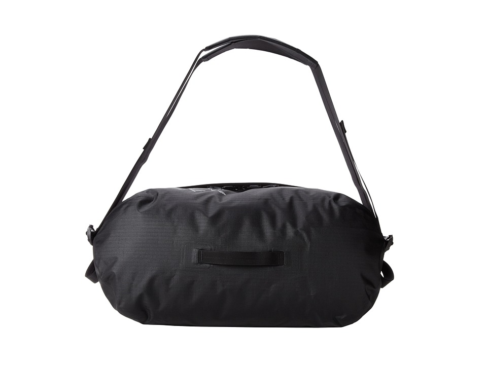 Arc'teryx - Carrier Duffel 50 (Black) Duffel Bags