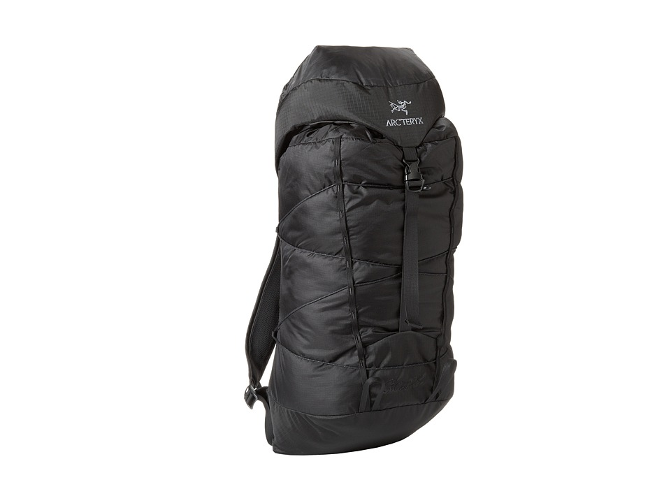 Arc'teryx - Cierzo 25 Backpack (Black) Backpack Bags