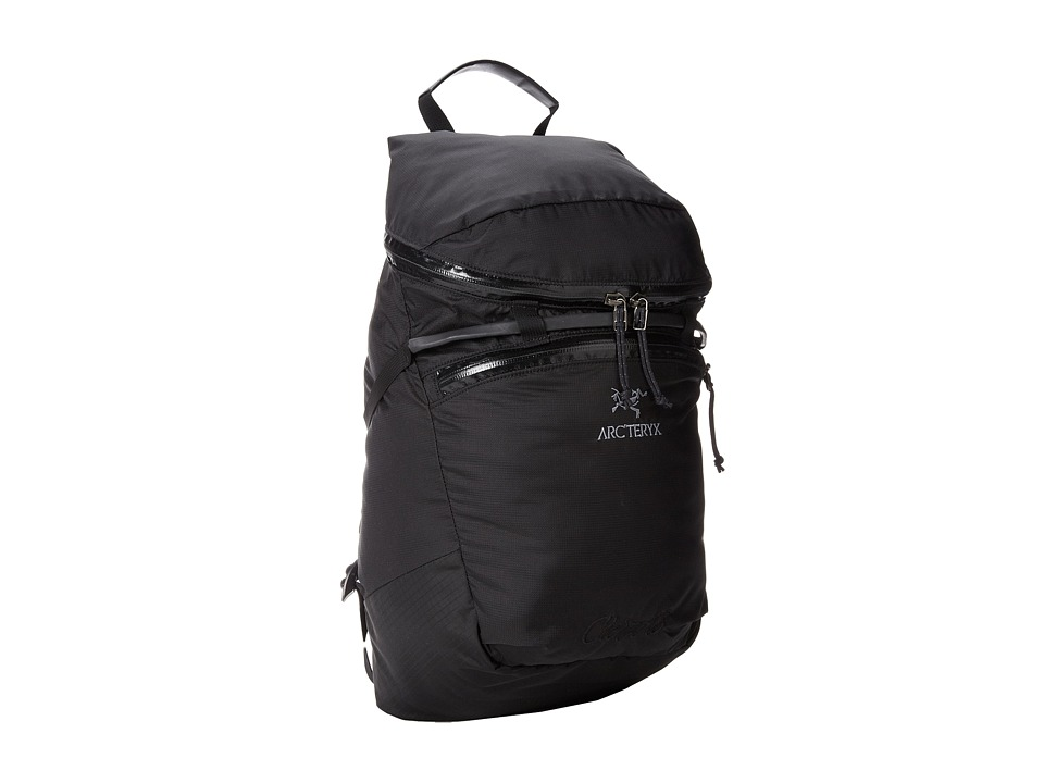 Arc'teryx - Cierzo 18 Backpack (Black) Backpack Bags