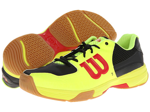 Wilson - Recon (Yellow/Black/Red) Tennis Shoes