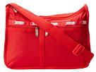 LeSportsac Deluxe Everyday Bag (Rocket Red) Cross Body Handbags