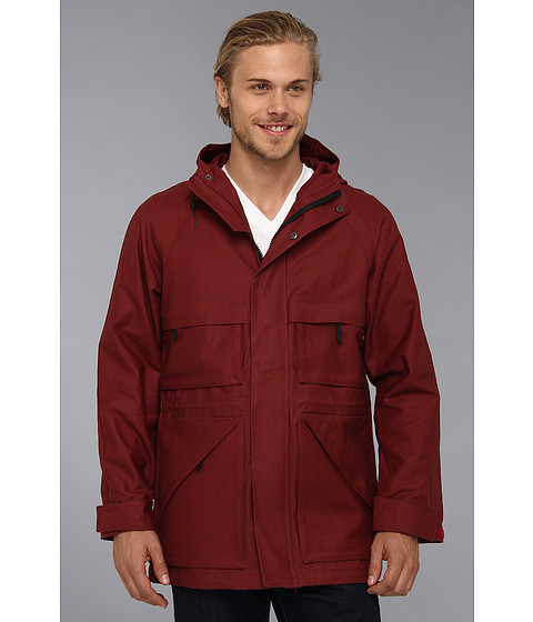 Lifetime Collective - Reynolds (Russet Red) Men's Coat