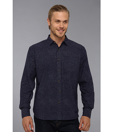 Lifetime Collective - True Believers Arrows Woven (Arrows) Men's Long Sleeve Button Up