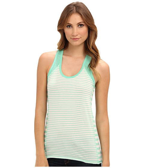 UNIONBAY - Kendra Striped Tank Top (Spring Green) Women's Sleeveless