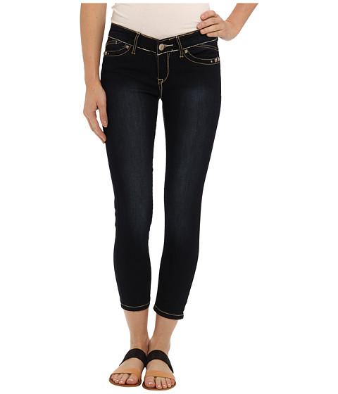 UNIONBAY - Carmen Studded Crop Jean (Rinse) Women's Jeans