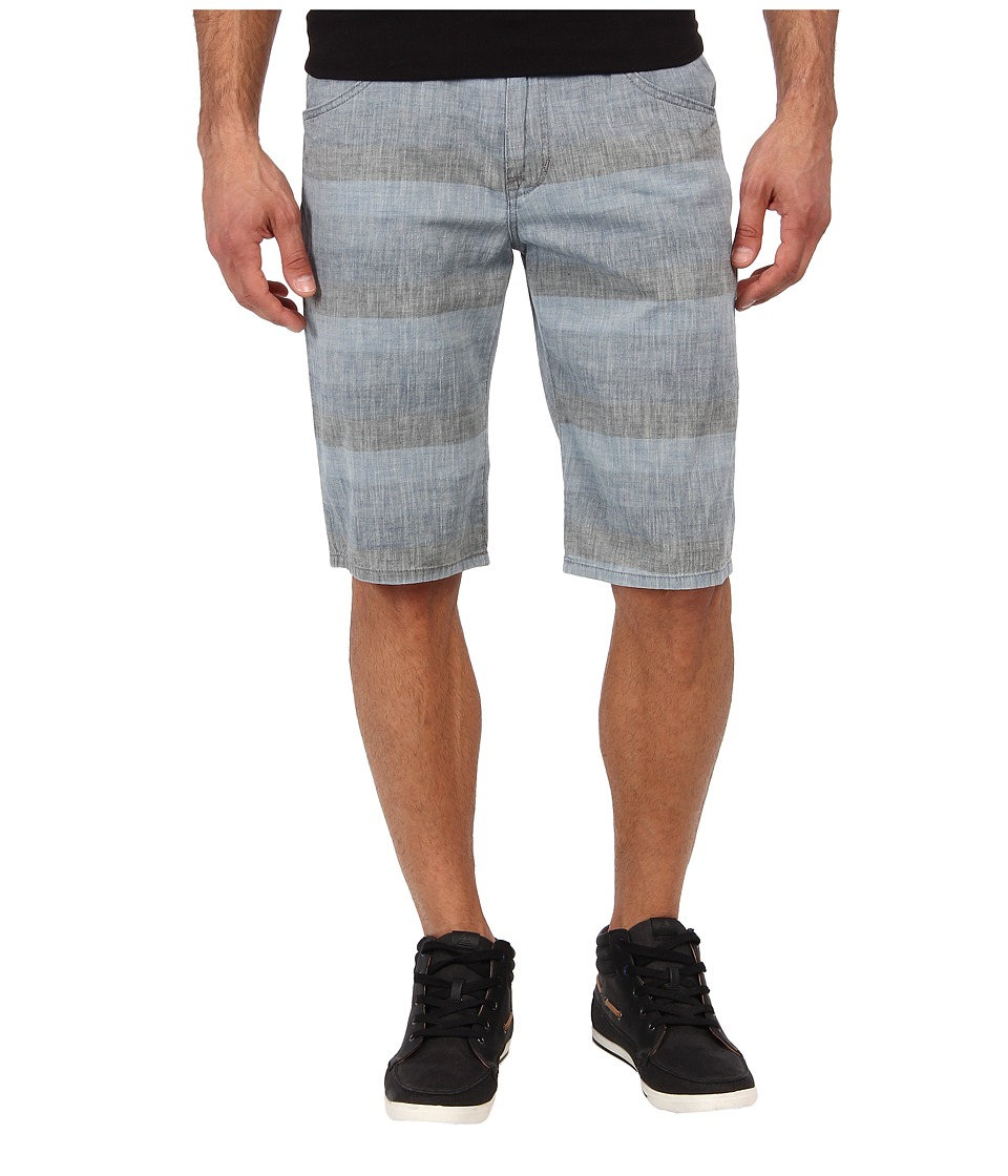 Joe's Jeans - Weekend Collection Five-Pocket Baja Short in Indigo Ombre (Indigo Ombre) Men's Shorts