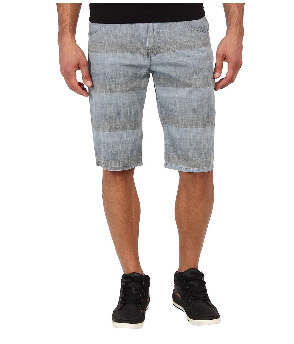Joe's Jeans - Weekend Collection Five-Pocket Baja Short in Indigo Ombre (Indigo Ombre) Men's Shorts