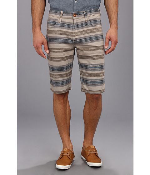 Joe's Jeans - Weekend Collection Five-Pocket Baja Short in Surf Stripe (Multi Color) Men's Shorts
