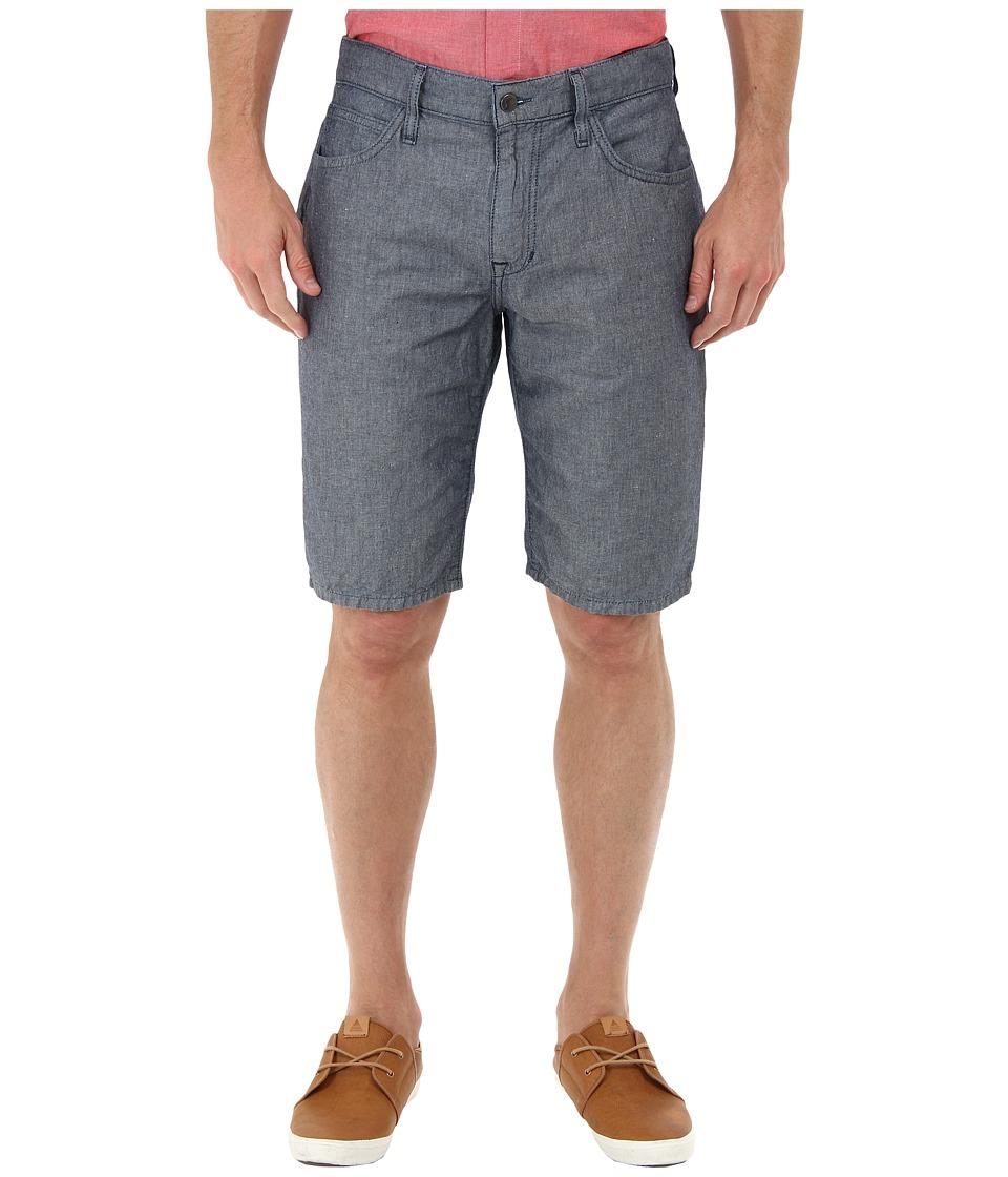 Joe's Jeans - Weekend Collection Five-Pocket Short in Ocean (Ocean) Men's Shorts