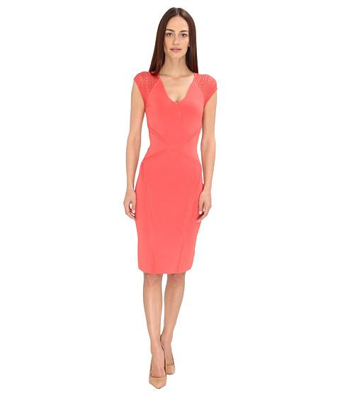 Zac Posen - ZP-82-7001-42 (Azalea) Women's Dress