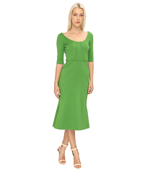Zac Posen - ZP-40-5010-42 (Grass Green) Women