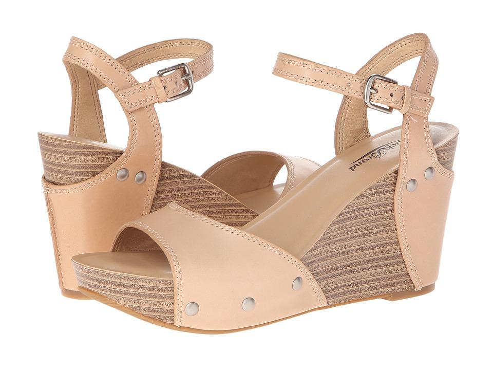 Lucky Brand Marshaa Womens Wedge Shoes (Tan)