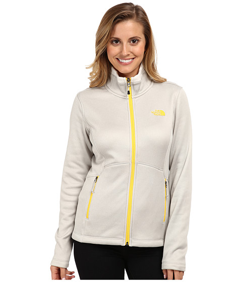 The North Face - Agave Jacket (High Rise Grey Heather) Women's Coat