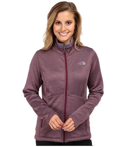 The North Face - Agave Jacket (Parlour Purple Heather) Women's Coat
