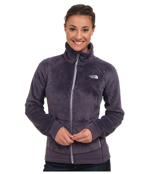 The North Face - Grizzly 2 Jacket (Greystone Blue) Women's Coat