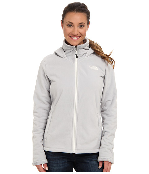 The North Face - Morninglory Hoodie (High Rise Grey) Women's Sweatshirt