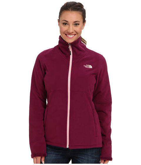 The North Face - Morninglory Full Zip (Parlour Purple) Women