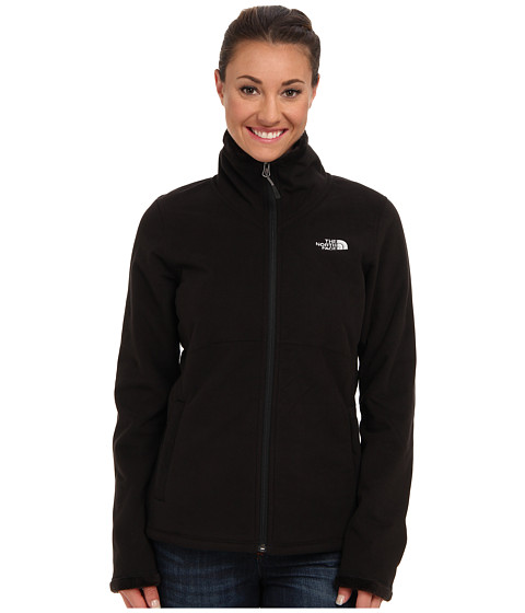 The North Face - Morninglory Full Zip (TNF Black) Women