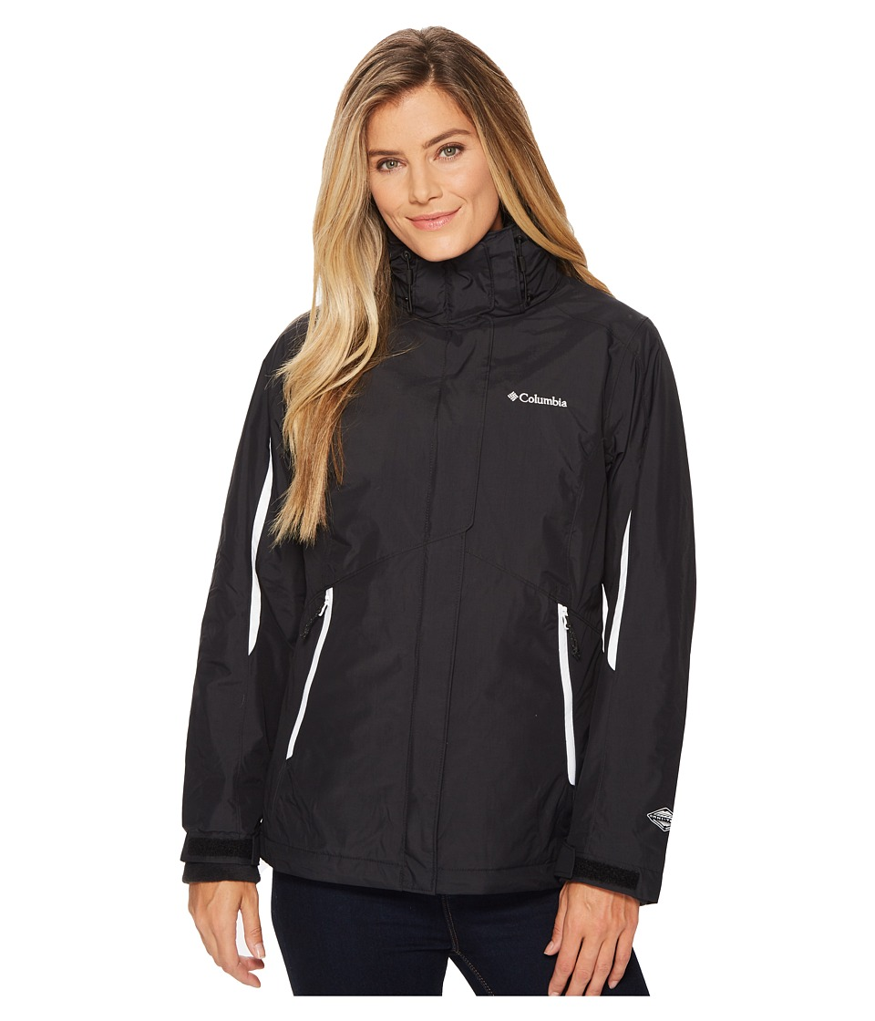 Columbia Bugabootm Interchange Jacket (Black/Black) Women