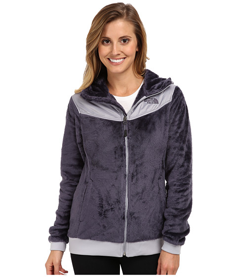 The North Face - Oso Hoodie (Greystone Blue/Dapple Grey) Women's Sweatshirt
