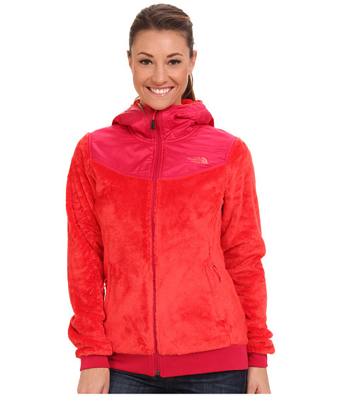 The North Face - Oso Hoodie (Rambutan Pink/Cerise Pink) Women