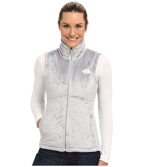 The North Face - Osito Vest (High Rise Grey/High Rise Grey) Women's Vest