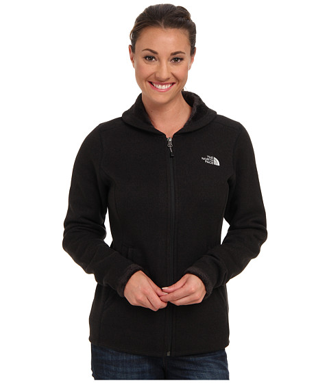 The North Face - Banderitas Full Zip (TNF Black) Women's Fleece