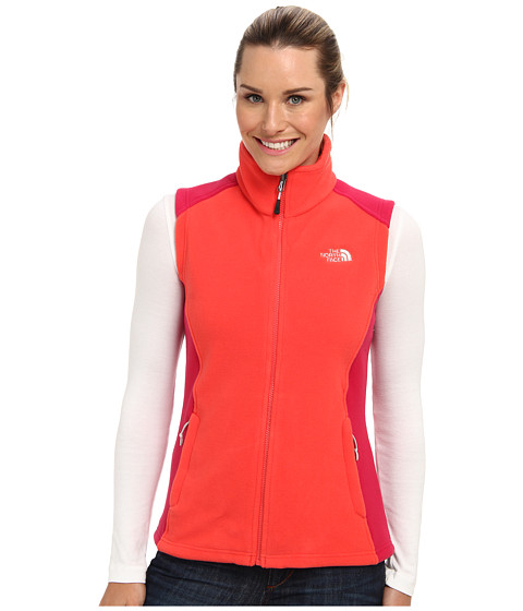 The North Face - Khumbu 2 Vest (Rambutan Pink/Cerise Pink) Women