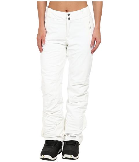 Columbia - Millennium Blur II (White) Women's Outerwear