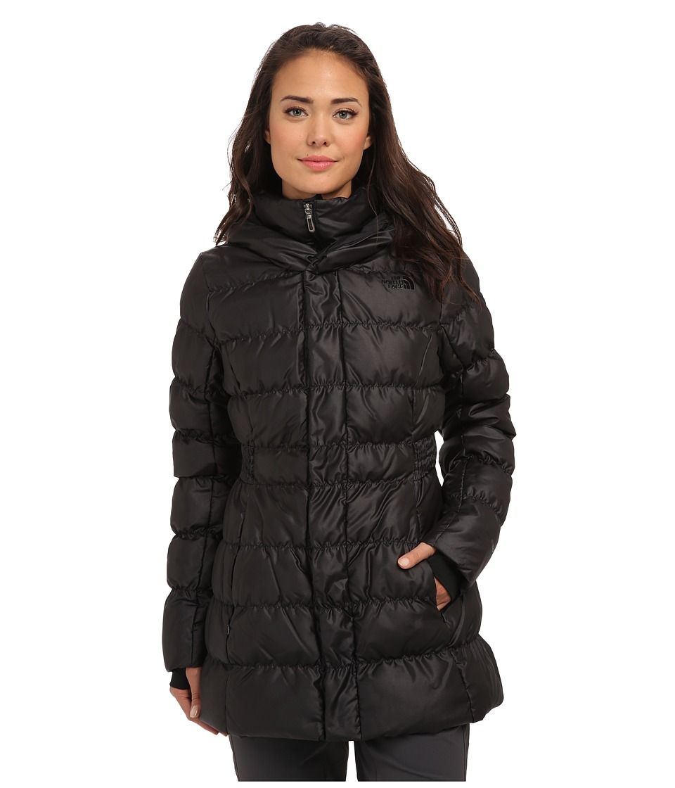 The North Face - Emma Jacket (TNF Black/TNF Black/TNF Black/TNF Black) Women's Coat