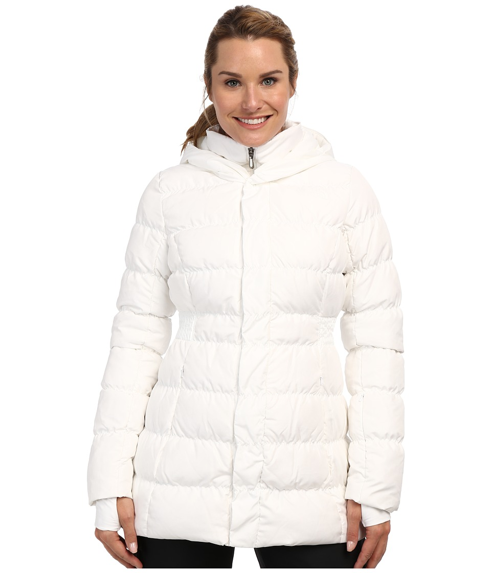 The North Face - Emma Jacket (TNF White/TNF White/TNF White/TNF White) Women's Coat