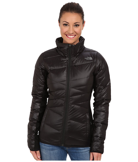 The North Face - Hyline Hybrid Down Jacket (TNF Black/TNF Black/TNF Black/TNF Black/TNF Black) Women's Coat
