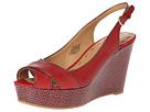 Nine West - Clambake (Red Apple/Caf ) - Footwear