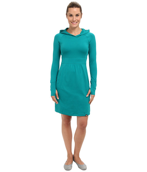 The North Face - Laurel Dress (Fanfare Green) Women