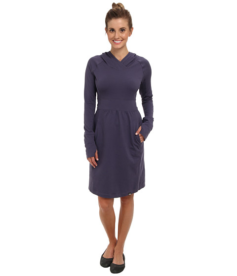 The North Face - Laurel Dress (Greystone Blue) Women