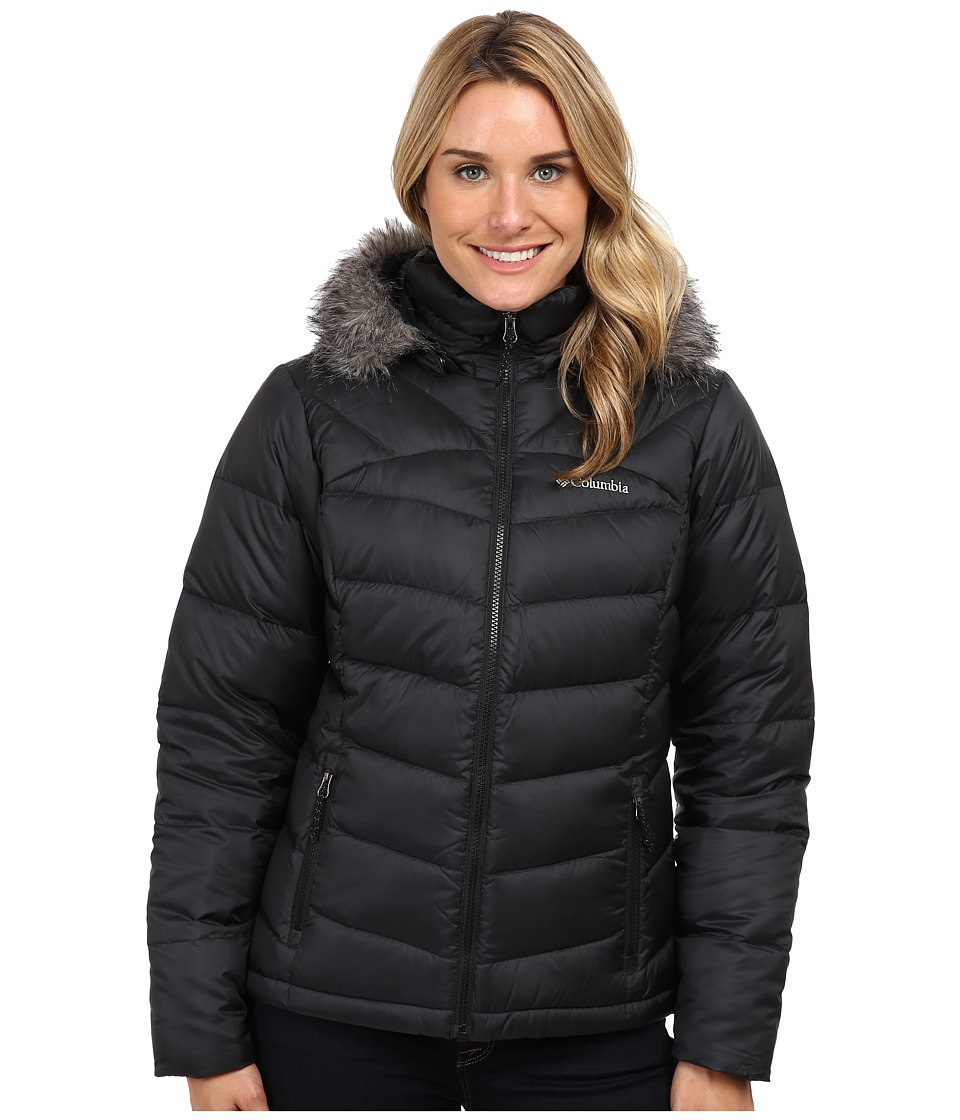 Columbia Glam-Her Down Jacket (Black) Women