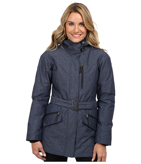 Columbia - Carson Pass II Jacket (India Ink) Women's Coat