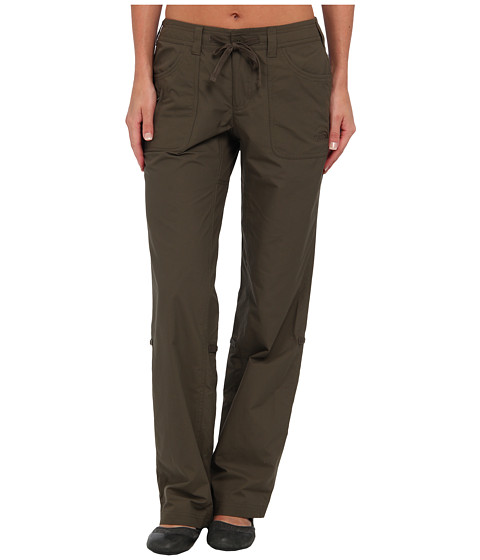 The North Face - Horizon II Pant (New Taupe Green) Women's Casual Pants