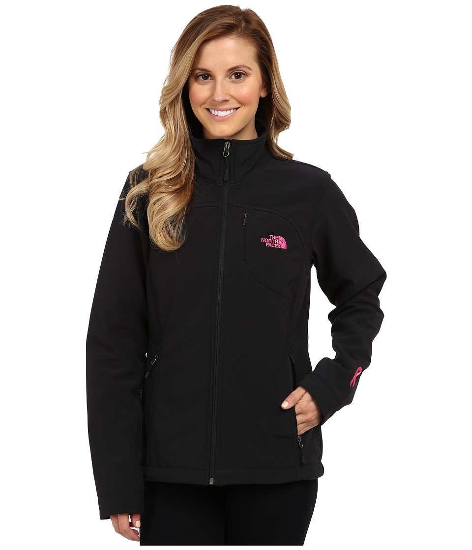 The North Face - Pink Ribbon Apex Bionic Jacket (TNF Black) Women's Coat