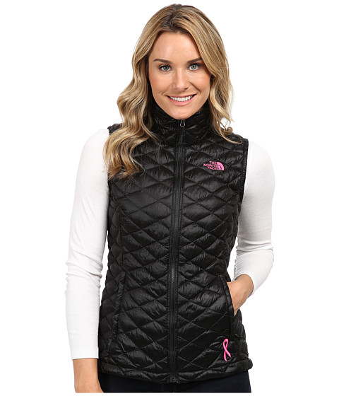 The North Face - PR ThermoBall Vest (TNF Black) Women