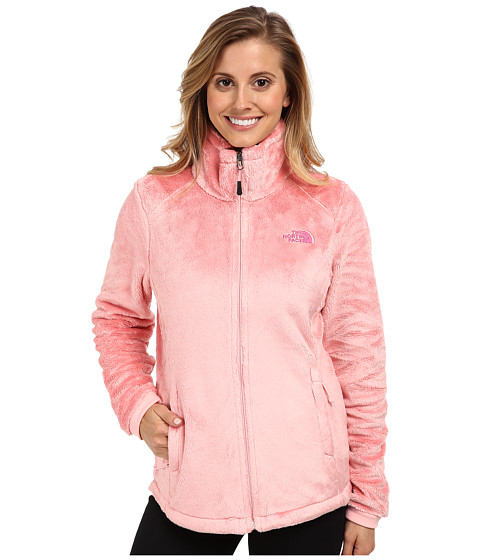 The North Face - Pink Ribbon Osito 2 Jacket (Ballet Pink) Women