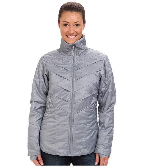 Columbia - Kaleidaslope II Jacket (Tradewinds Grey) Women's Jacket
