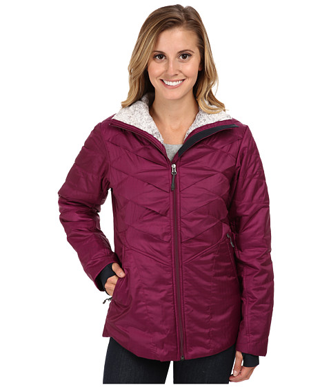 Columbia - Kaleidaslope II Jacket (Dark Raspberry) Women