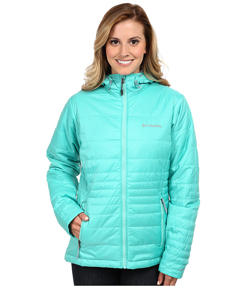 Columbia - Go To Hooded Jacket (Oceanic) Women