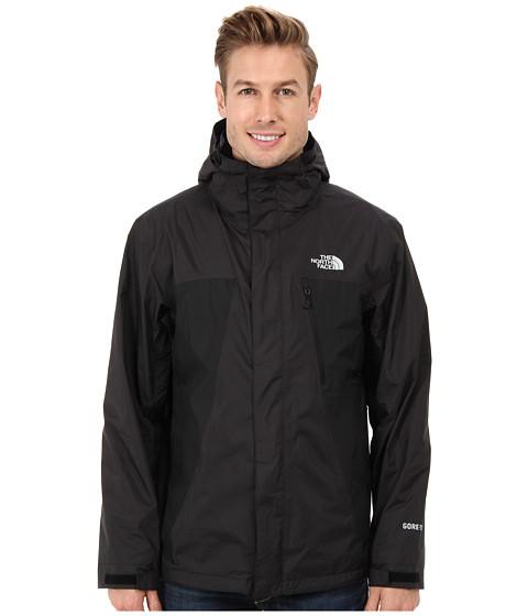 The North Face - Mountain Light Jacket (TNF Black/TNF Black) Men