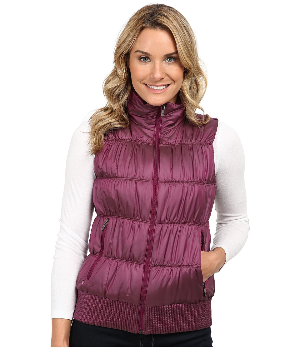 Columbia - Chelsea Station Vest (Dark Raspberry) Women's Vest
